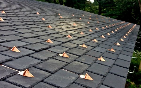 Snow Stop For Existing Slate And Tile Roofs